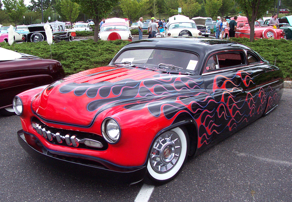 Satanic Rides: Bad Ass Muscle Cars, Hot Rods, Customs and flat out ...
