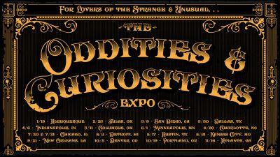 Oddities and Curiosities Expo