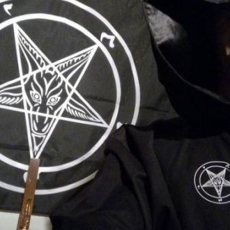 For Satan is our Lord Ave Satanas
