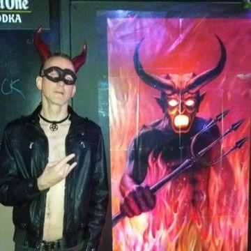 Satanic Faggot